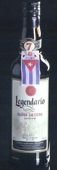 Ron Legendario, Elixir de Cuba 7 años