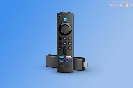 Da una segunda vida a tu viejo televisor con el Fire TV Stick a 24,99 euros en MediaMarkt: Netflix, Prime Video, Apple TV+ y más