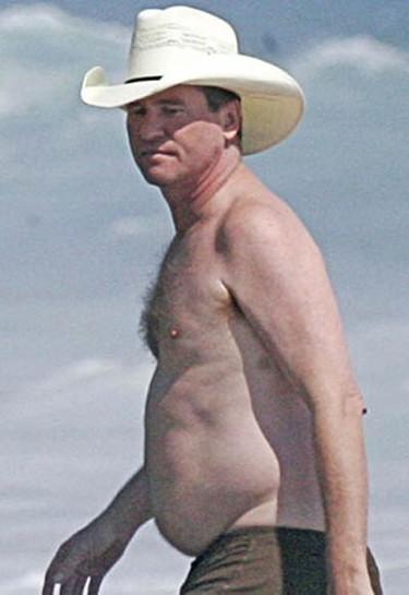 Val Kilmer quiere ser el nuevo goberneitor