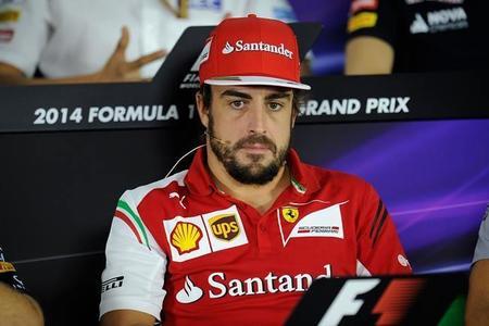 """Fernando Alonso: """"Estamos listos para correr por Jules"""""""