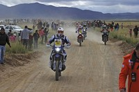 Dakar 2014: Uyuni - Calama, etapa 8