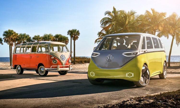 Volkswagen Microbus Concept 7