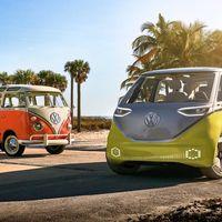 Volkswagen va a convertir en realidad al Microbus: electricidad para el clásico de los sesenta