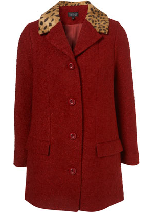 topshop abrigo sixties