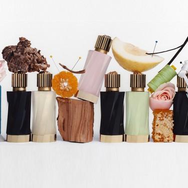 """Versace quiere llevar la """"alta costura"""" a la perfumería con su nueva línea de lujo Atelier Versace Fragrance"""