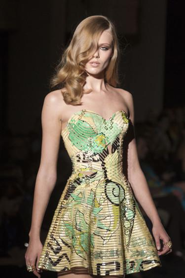 Atelier Versace Otoño-Invierno 2012/2013: la unión de Alta Costura y el tarot