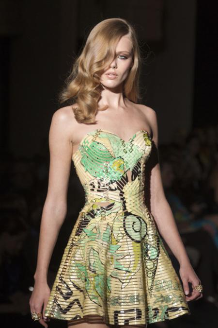Atelier Versace corto