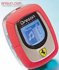 Móvil, monitor y ahora reproductor MP3 de Ferrari