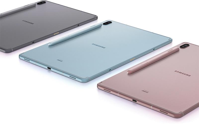 Samsung está desarrollando la primera petablet 5G, según alguna certificación