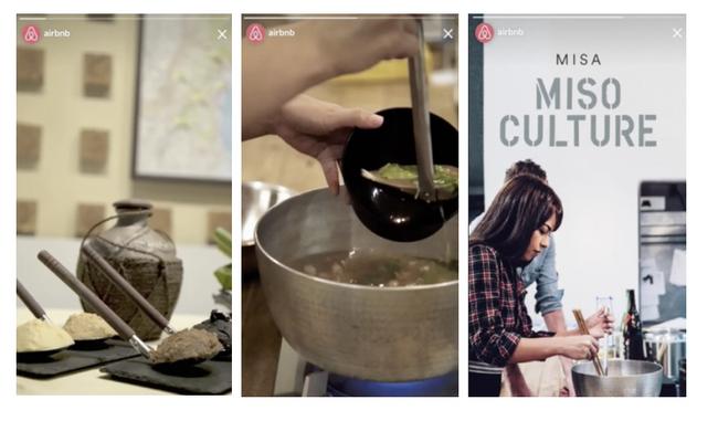 Ads In Stories Airbnb Stills