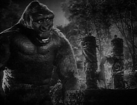 Ciencia-ficción: 'King Kong', la bella y la bestia