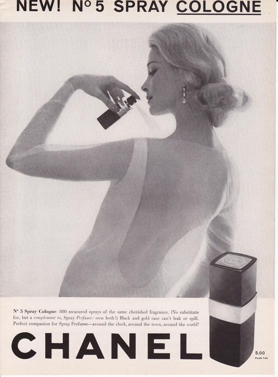 Foto de Chanel No. 5 - publicidad del 30 al 60 (22/61)
