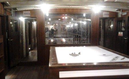 Así es 'El barco' por dentro, y puedes jugar con él