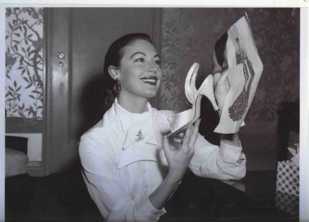 Moda de cine: de icono del cine a la moda, Ava Gardner
