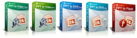 Acoolsoft PPT to Video versiones