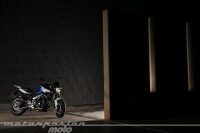 BMW F 800 R, toma de contacto (características y curiosidades)