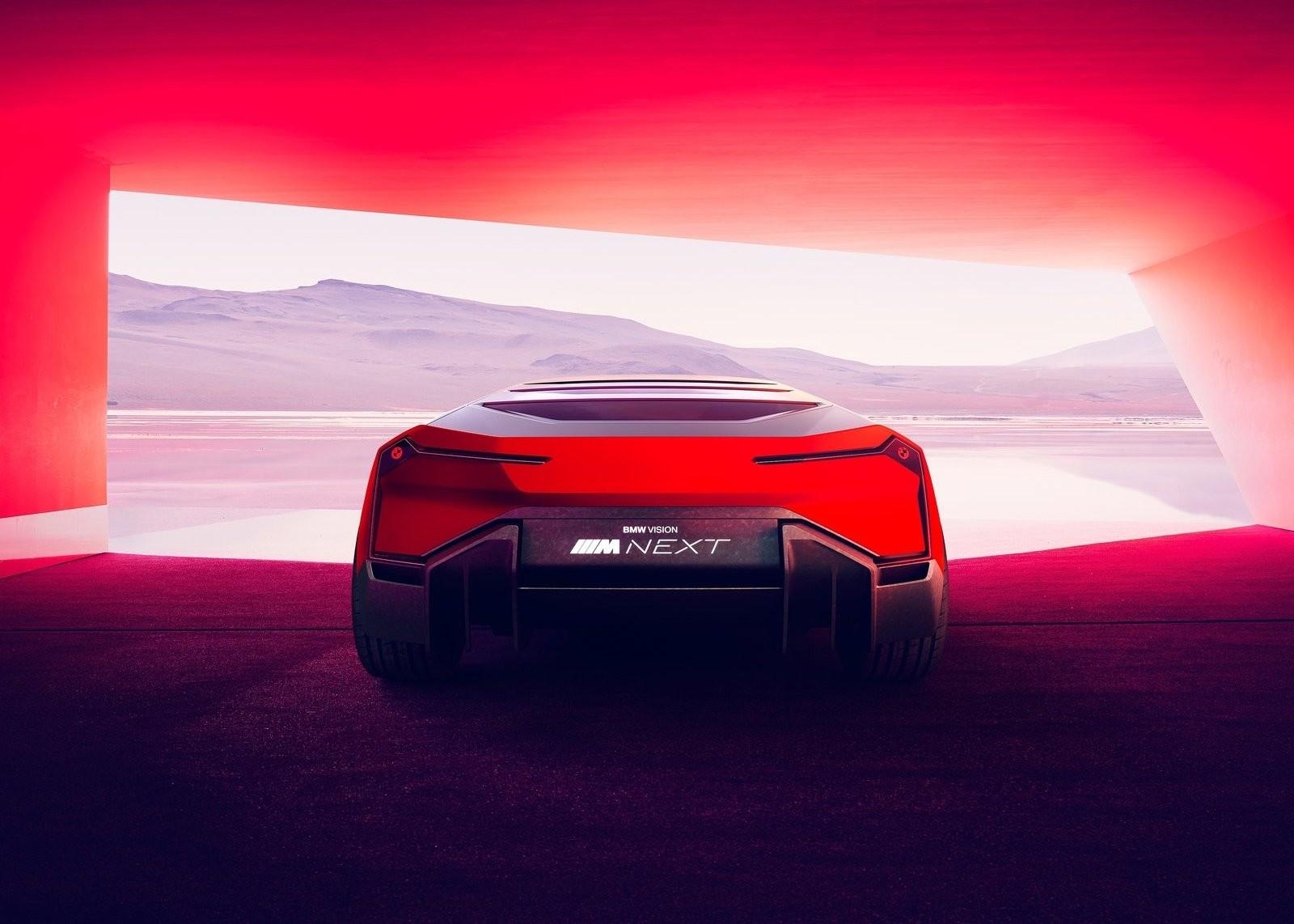 Foto de BMW Vision M Next Concept (9/25)