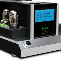 Parece una minicentral eléctrica, pero es el bestial nuevo amplificador mono-dual de McIntosh para entusiastas del HiFi