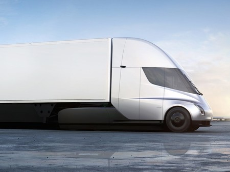 Tesla Semi llegará en el 2020