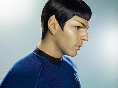 Spock no podría ser el capitán de la Enterprise