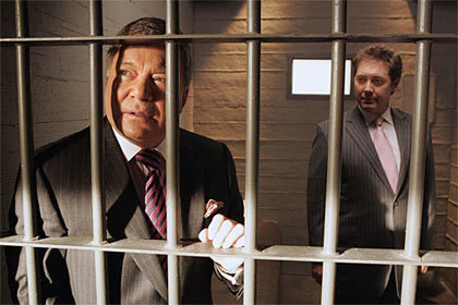Los espectadores americanos salvarían a 'Boston Legal' de su final definitivo