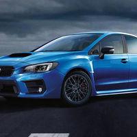 Subaru WRX Club Spec, una edición especial más que se une a la gira mundial de despedida