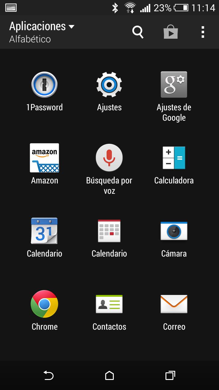 HTC Desire 816, software