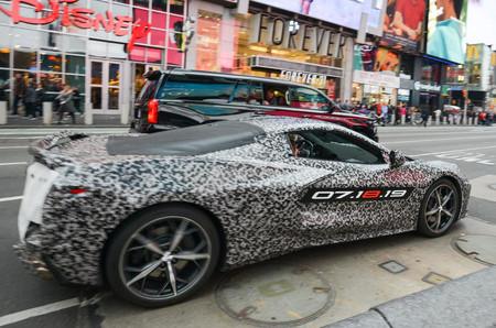 Chevrolet Corvette C8 Prototipos Imagenes Oficiales Presentacion