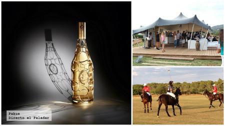 champan roederer y polo ibiza