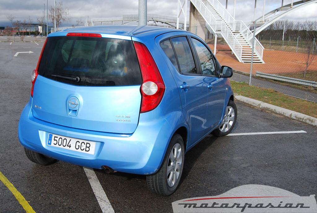 Foto de Opel Agila (prueba) (11/44)