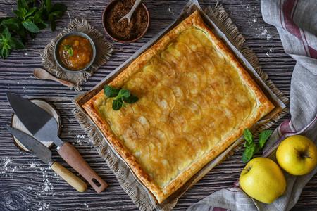 La receta definitiva para preparar una tarta de manzana perfecta