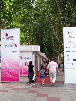 SICARM 2006, la tecnología en la calle