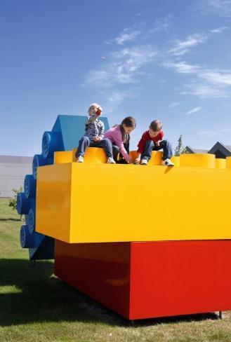LEGO ha sido el ganador del premio de la categoría al mejor anunciante infantil en El Chupete 2012