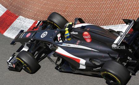 """El Sauber C33 se convierte en el primer coche de 2014 en pasar el """"crash test"""""""
