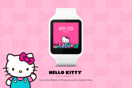 Android Wear Sanrio