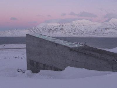 Noruega está recopilando todas las semillas del mundo para cuando llegue el apocalipsis