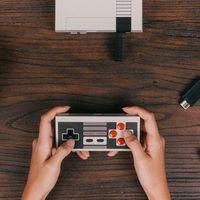 Con este receptor inalámbrico ya no tendremos que sufrir con el corto cable del mando de la NES Mini