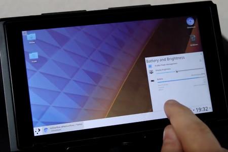Han hackado la Nintendo Switch para transformarla en una tablet con Linux completamente funcional