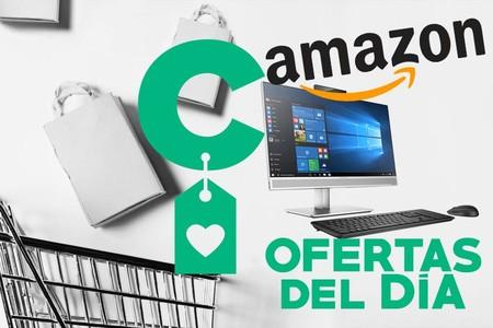 13 ofertas del día y ofertas flash de Amazon en informática: renovar equipo con las ofertas de primavera sale más barato