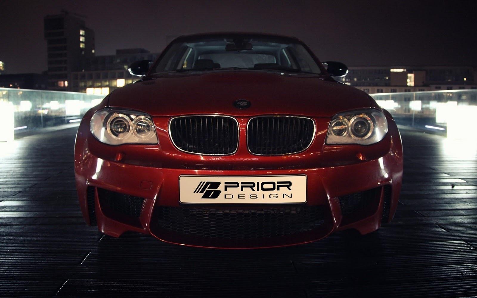 Foto de Prior Design BMW Serie 1 Coupé (4/27)
