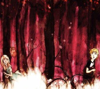 Shadow Forest (el bosque de las sombras) es un relato para niños con grandes personajes y emocionantes aventuras