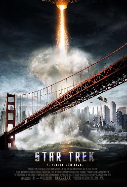 Foto de 'Star Trek', nuevos carteles (1/4)