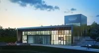 Esta es la recreación del centro de pruebas de Hyundai en Nürburgring