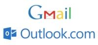 Cara a cara: Outlook.com contra Gmail.com