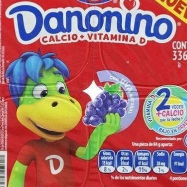 Desmiente Danone al Poder del Consumidor: afirma que Danonino sí es apto para los niños