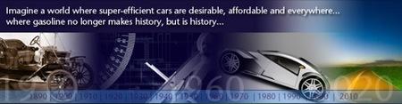 X Prize, buscando un coche que recorra 160 km con menos de 4 litros