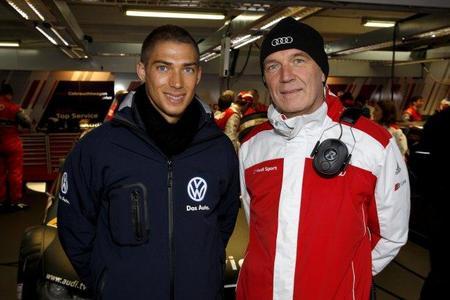 Edoardo Mortara, candidato número 1 a llegar al DTM con Audi