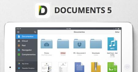 Documents 5, nueva actualización de una app imprescindible