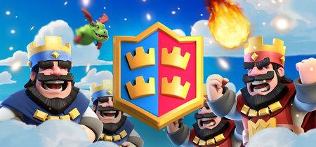 Clash Royale estrena al fin las Batallas de Clanes, llega el modo 2vs2