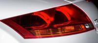 Los faros traseros de este Audi TT están confeccionados con paneles OLED 3D